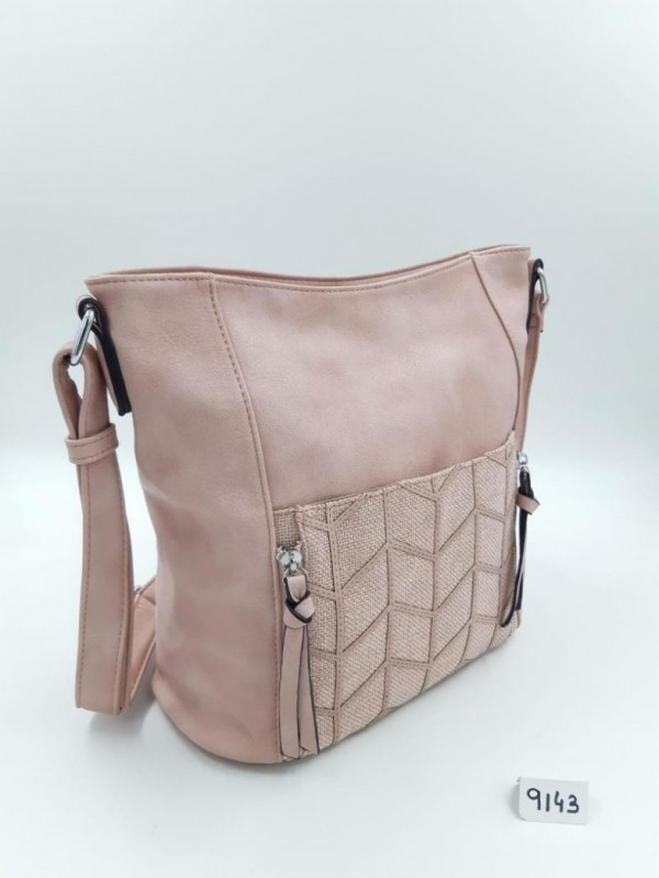 BOLSO SHOPPER PANELADO